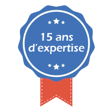 2003 - 2018 : 15 ans d'expertise